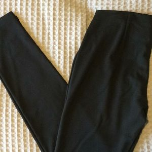 Eileen Fisher Black pull on pants